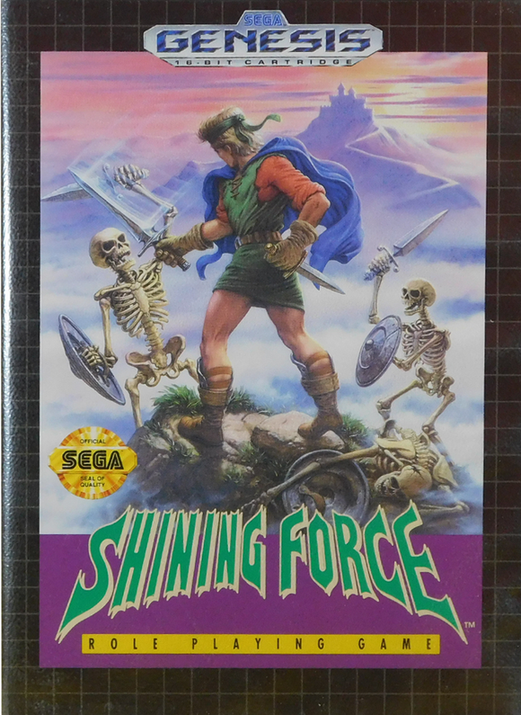 Shining Force [Complete]
