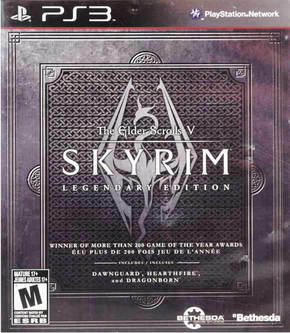 Elder Scrolls V: Skyrim Legendary Edition