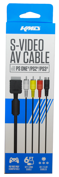 Sony S-Video Cable [KMD]