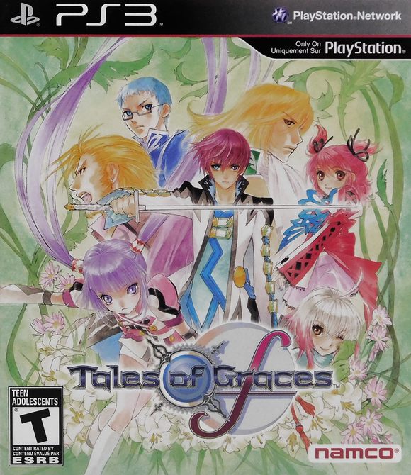 Tales of Graces ƒ