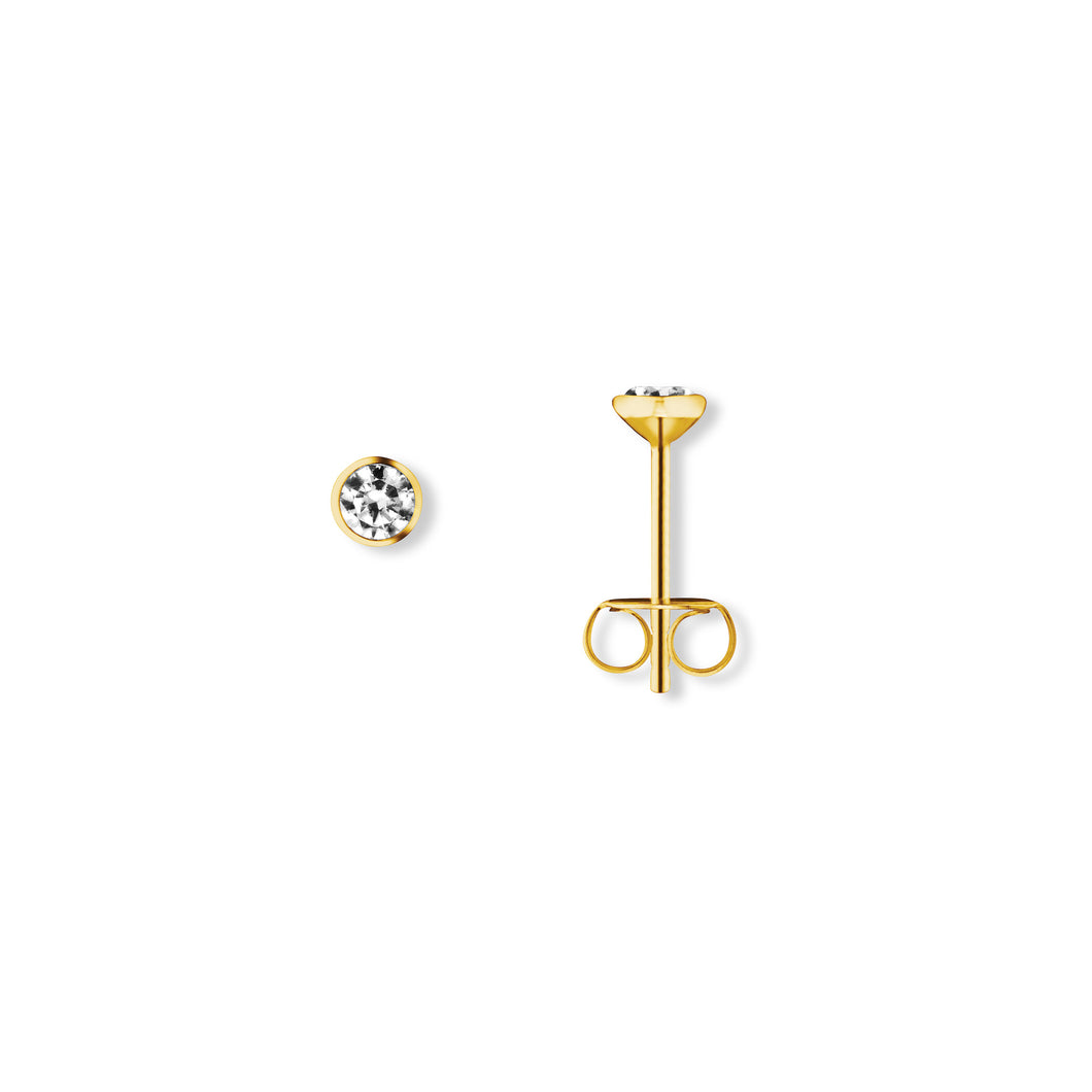 Ohrstecker Gold 333