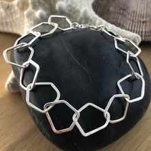 Load image into Gallery viewer, Signature Wonky Pentagons Bracelet