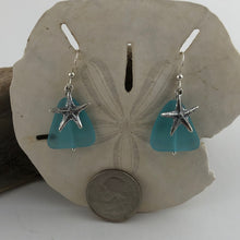 Load image into Gallery viewer, Sea Star Earrings