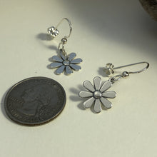 Load image into Gallery viewer, Crazy Daisies Earrings
