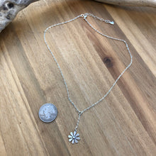Load image into Gallery viewer, Crazy Daisy Y Necklace