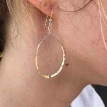 Load image into Gallery viewer, Twisted Hoops Earrings