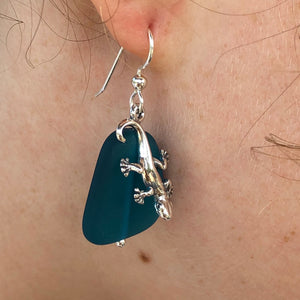 Geckos-a-Go-Go Earrings