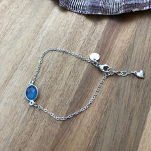 Load image into Gallery viewer, Blues Chain Bracelet