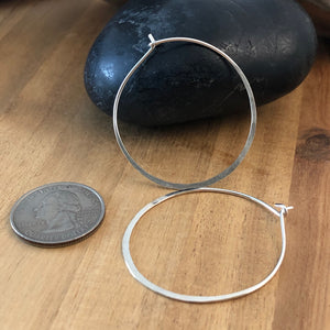Classic Hoops Earrings