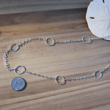 Load image into Gallery viewer, Chain the Moon Necklace