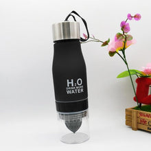 Load image into Gallery viewer, H²O Fruit Infusion Water Bottle