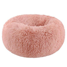Load image into Gallery viewer, Mini - Round Fluffy Plush Pet Bed