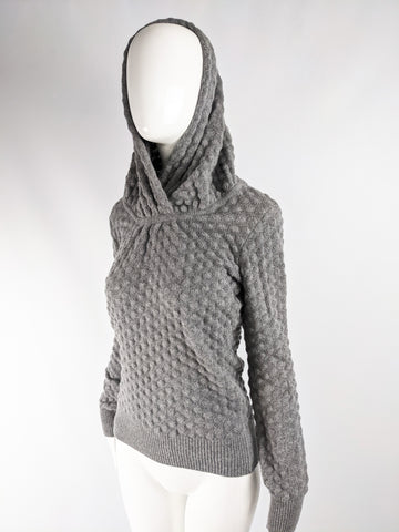 Womens Archive Bubble Knit Jumper, A/W 2007