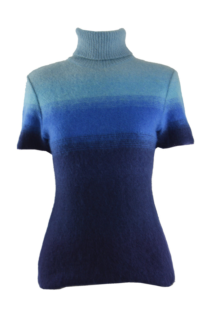 Vintage Mohair & Merino Roll Neck Sweater, 1990s