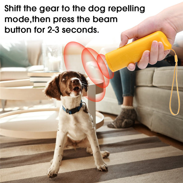 Anti Barking Device Pet Accessories My Fond Pets
