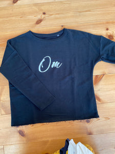 "Lovingsoul Sweater ""Om"""