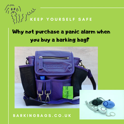 Barking Bag