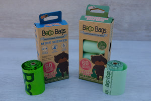 Poop Bags (Compostable & Biodegradable)