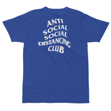 Load image into Gallery viewer, Unisex T-shirt | Anti Social Social Distancing Club