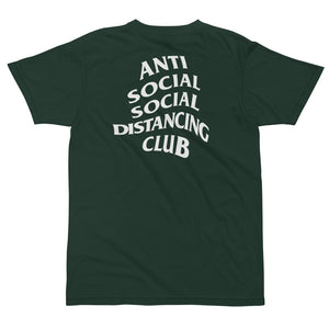Unisex T-shirt | Anti Social Social Distancing Club