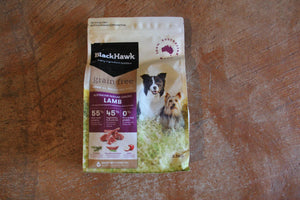 BLACK HAWK ADULT GRAIN FREE LAMB