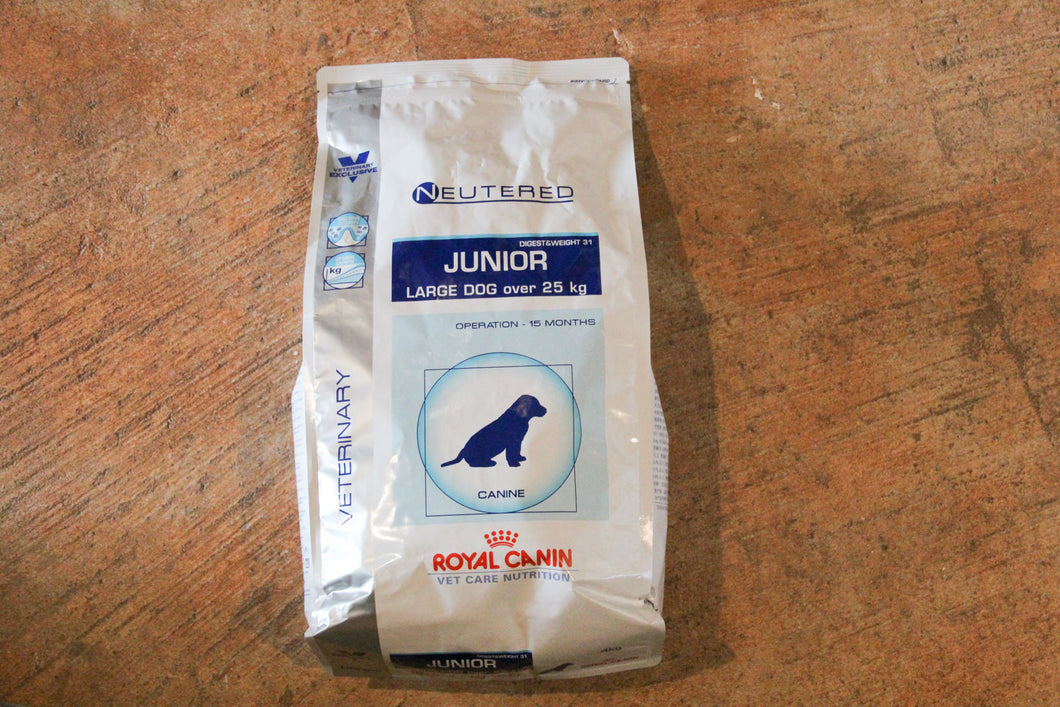 ROYAL CANIN NEUT JUNIOR LARGE