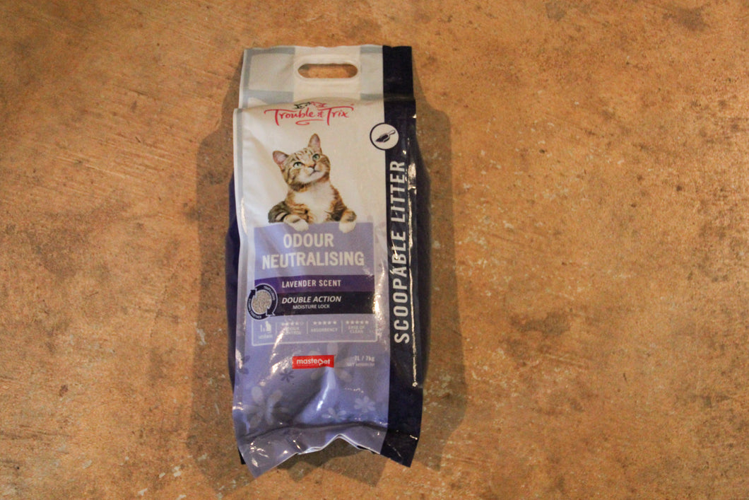 T&T BAKING SODA CLUMPING LITTER