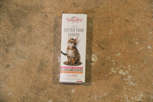 T&T LITTER TRAY LINERS