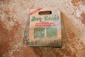 DOG ROCKS BULK 600GM D6610