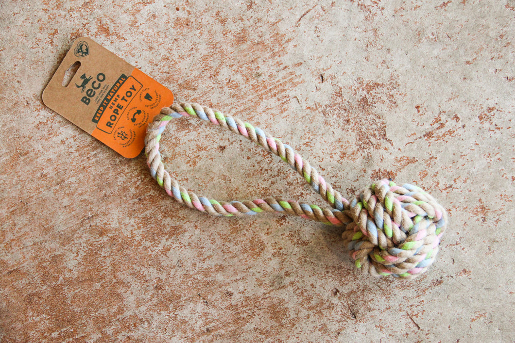 BECO HEMP BALL WITH LOOP