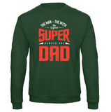 """SuperDad"" Sweatshirt"