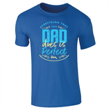 Perfect Dad T-shirt