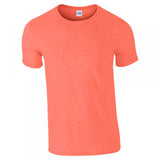 5 Pack Essential Heathers T-Shirt Bundle (Multiple Colours)