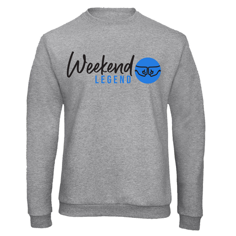 Weekend Legend Logo Sweat