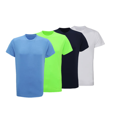 Pack of 5 Performance T-Shirts (Classic Pack)