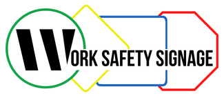 Work Safety Signage