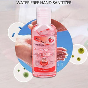 Fruit Flavour Sanitizer Gel