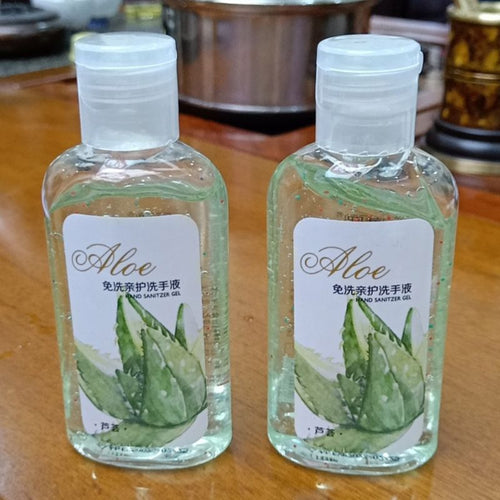 100ml Portable Hand Sanitizer Gel