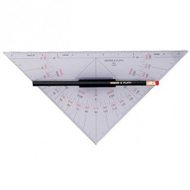 Weems & Plath Protractor Triangle with Handle