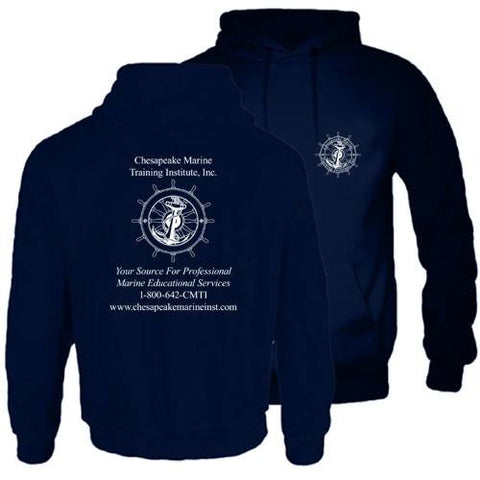 Chesapeake Marine Training Institute Hoodies