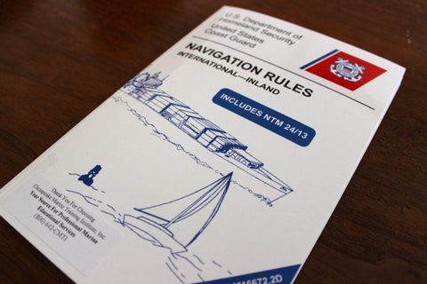 US Coast Guard Navigation Rules