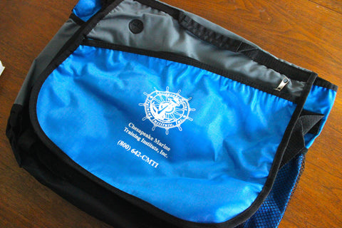 CMTI Messenger Bag