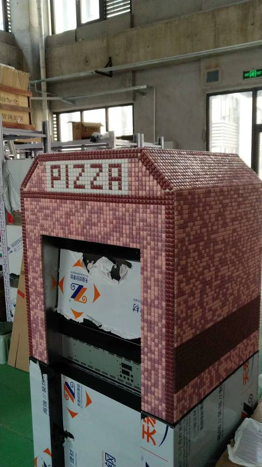 Italian Pizza Oven Machine - Galaxy Food Equipment