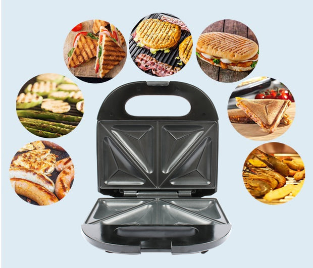 Multifunction Electric Sandwich Maker - Galaxy Food Equipment
