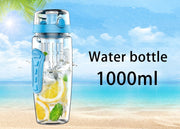 Fruit Infuser Water Bottle - Galaxy Food Equipment