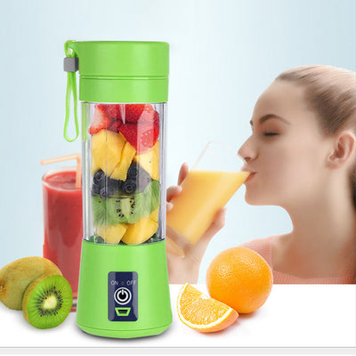 Mini Electric Fruit Smoothie Maker - Galaxy Food Equipment