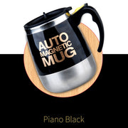 Automatic Self Stirring Magnetic Mug - Galaxy Food Equipment