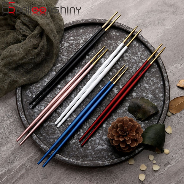 Stainless Steel Long Chopsticks - Galaxy Food Equipment