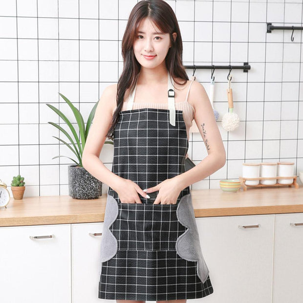Waterproof Oil-Proof Kitchen Apron - Galaxy Food Equipment
