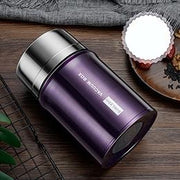Stainless Steel Food Vacuum Thermos Insulated Container - Galaxy Food Equipment